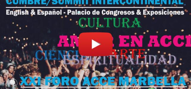 XXI Foro Acce Marbella 2019 Presentación